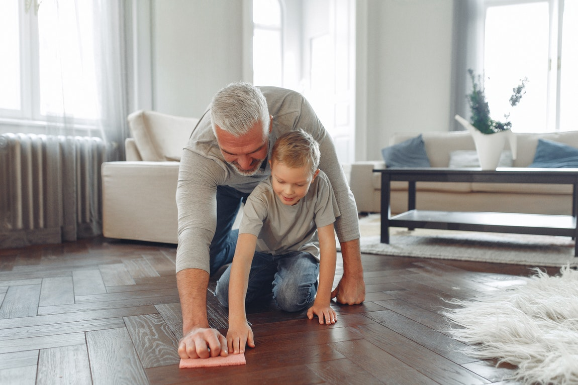 How To Clean Your Home With Your Kids – Fun And Helpful Ideas